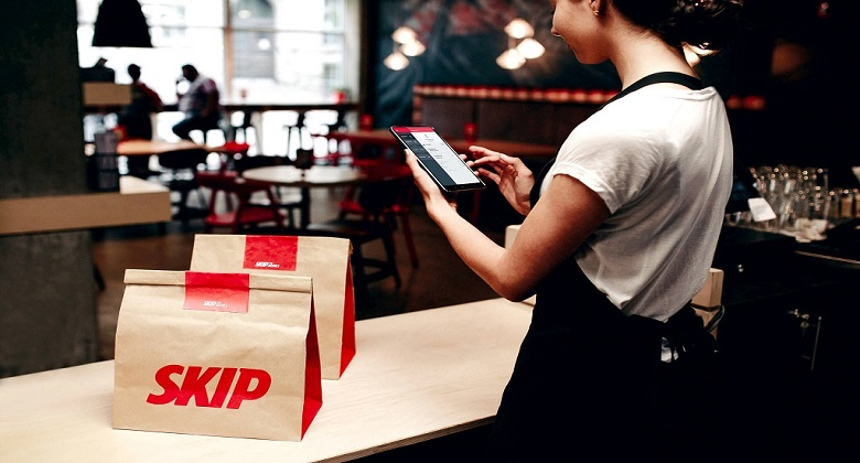 Skip the dishes food app