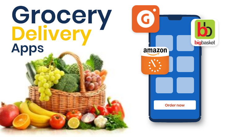 On Demand Grocery delivery app development