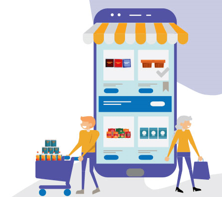 grocery app solution