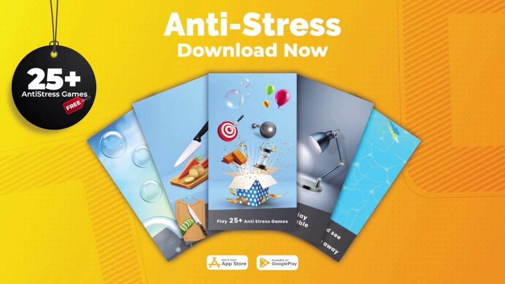 AntiStress, Relaxing, Anxiety & Stress Relief Game APK 8.23 ...