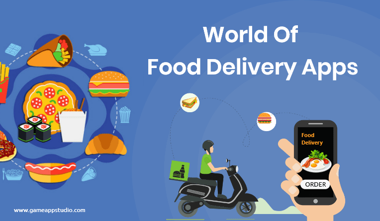 World Of Food Delivery Apps-min