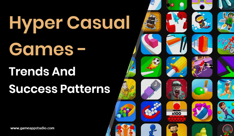 Hyper casual games- trends and success patterns