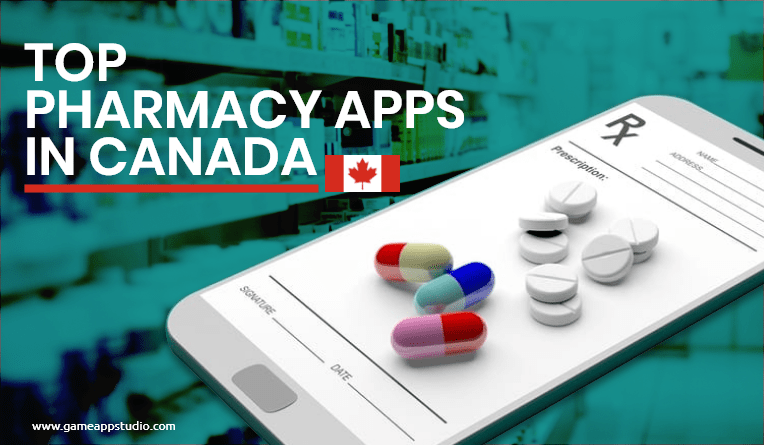 Top Pharmacy Apps in Canada