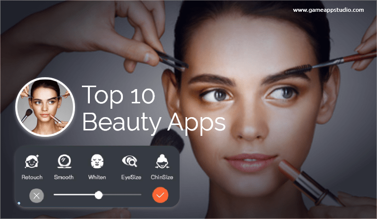 Top 10 Beauty Apps