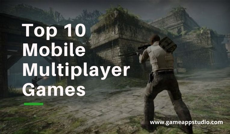 The no. of users is increasing as well as the number of online multiplayer games. Top 10 multiplayer mobile game applications that are available for Android and iOS are the following: