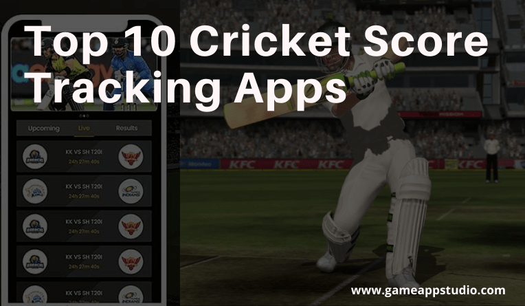 cricket score tracking apps