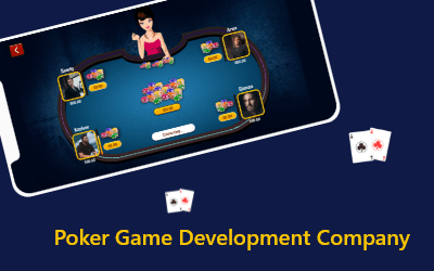 Poker game development services