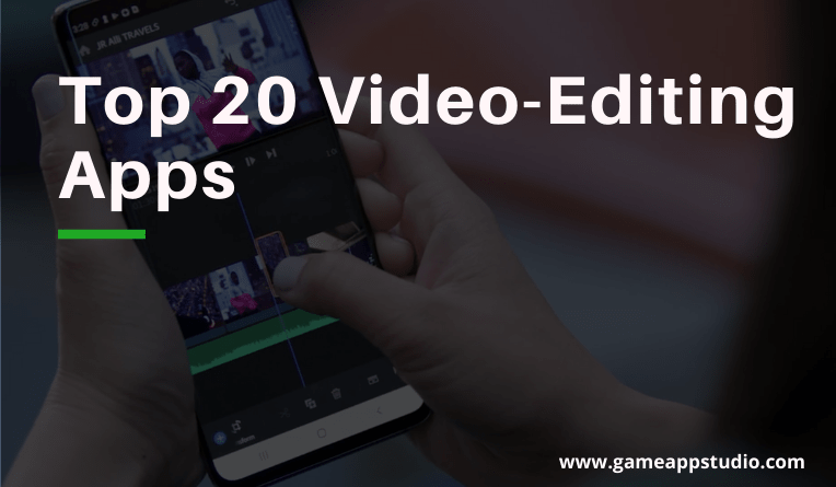 video-editing apps