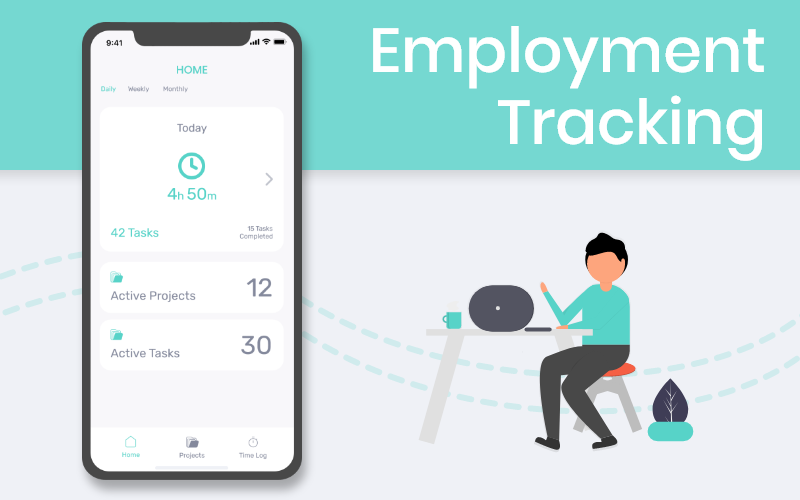 Employee Monitoring Apps development company