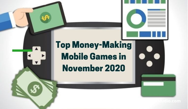 Money Making Games November 2020