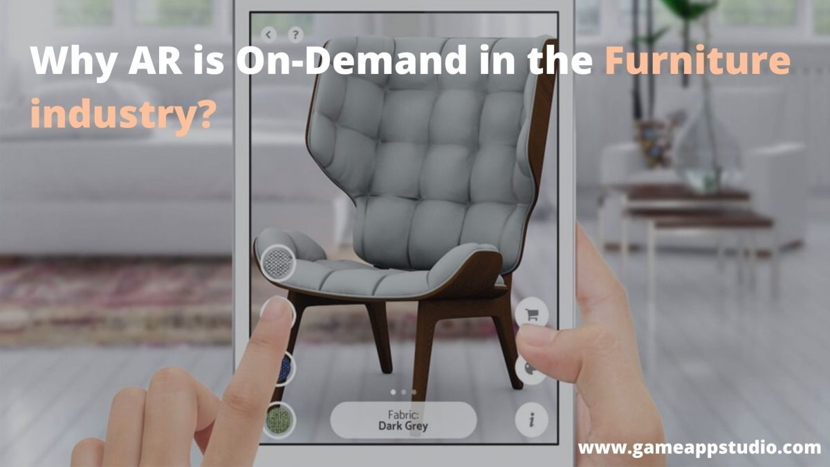 Why AR is On-demand in the Furniture industry?