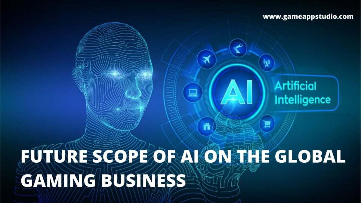 Future scope of AI in mobile gaming