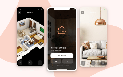 augmented reality in interior design