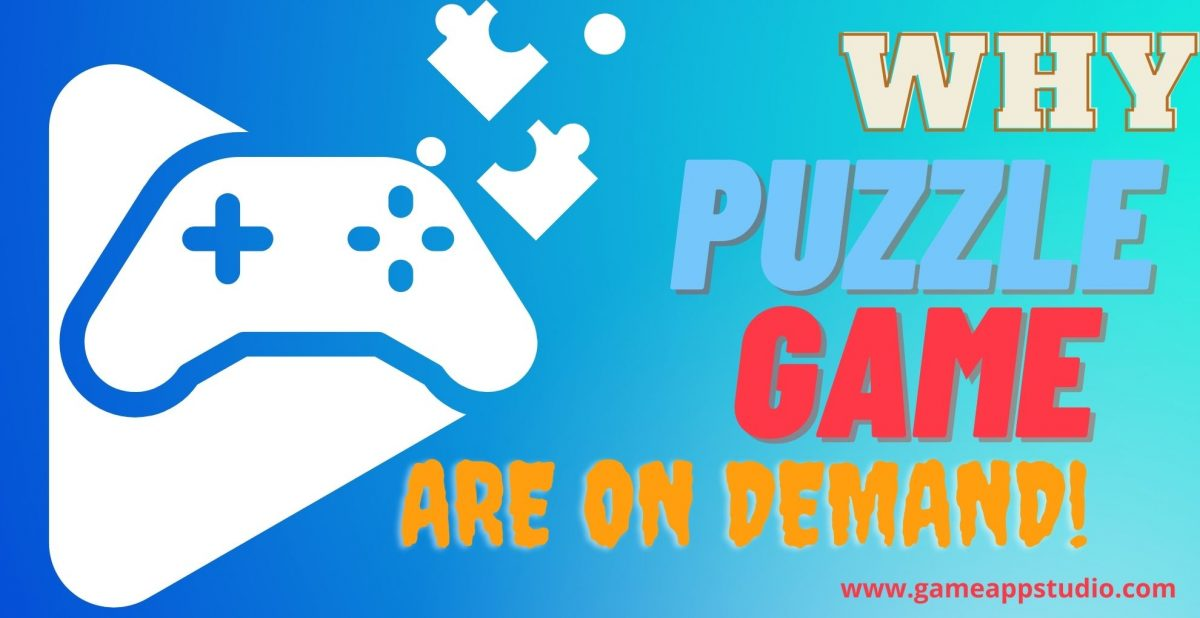 easons why puzzle games are on demand