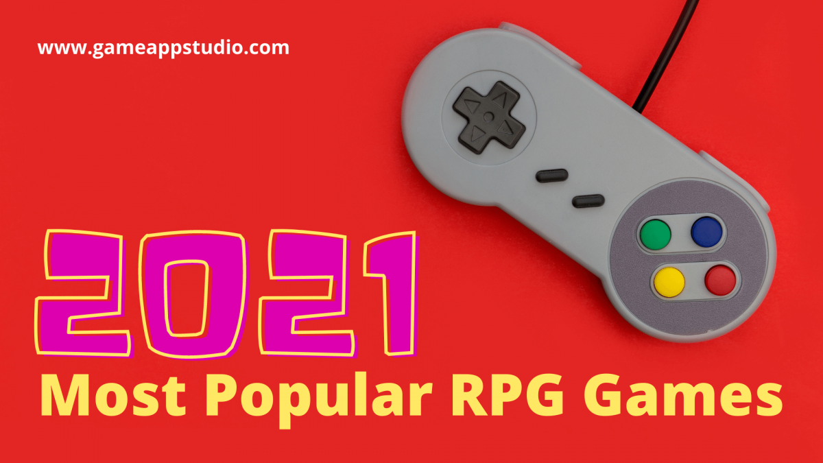 most popular role playing games 2021