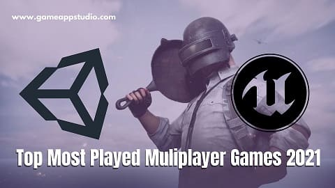 unity vs unreal top most played multiplayer mobile game