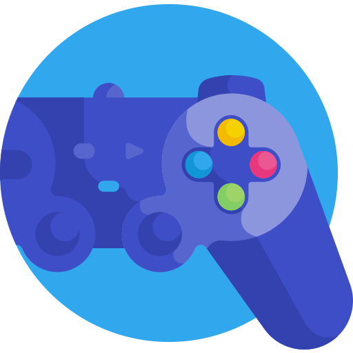 game creator, by pulling the right pins