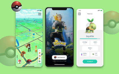 Develop augmented reality game like Pokemon go